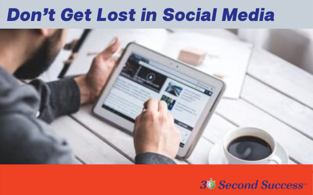 Don't Get Lost in Social Media: The Value of Face to Face Connecting
