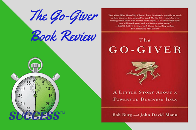 The Go-Giver Review