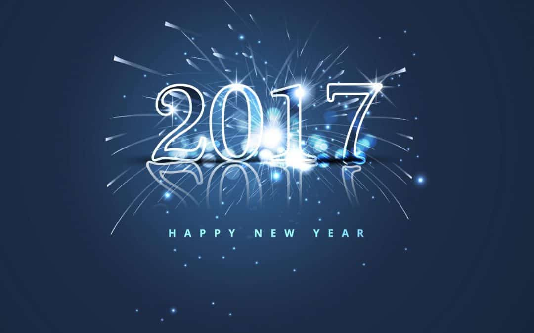 Happy New Year - 2017