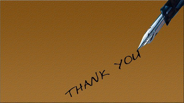 Reflections of Thanks