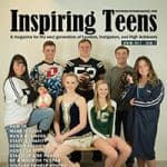 Inpiring Teens magazine cover