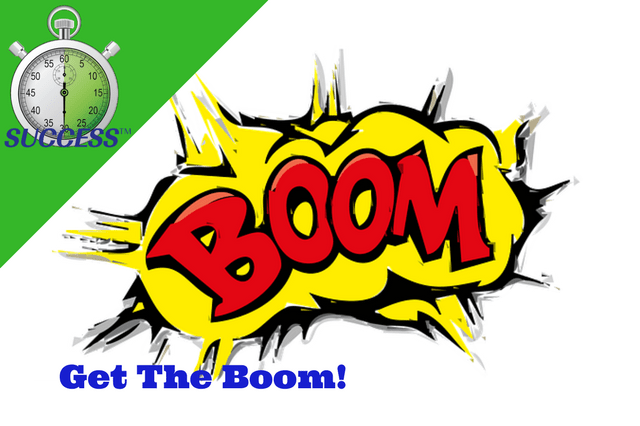 Get the BOOM!