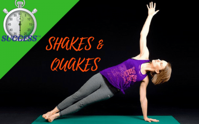 Shakes and Quakes and the Business of Barre'3