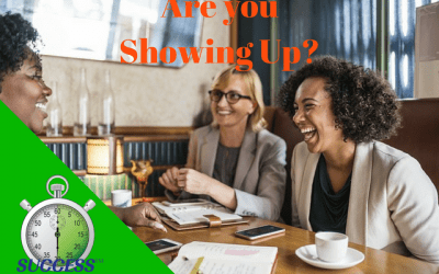 Are You Showing Up?