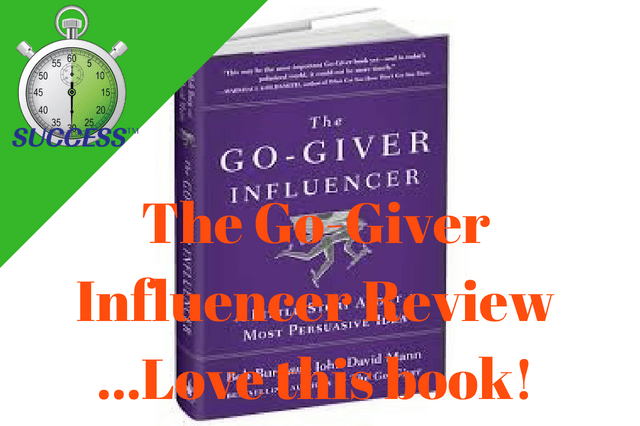 Review of The Go-Giver Influencer