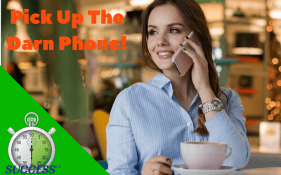 Pick Up The Darn Phone!