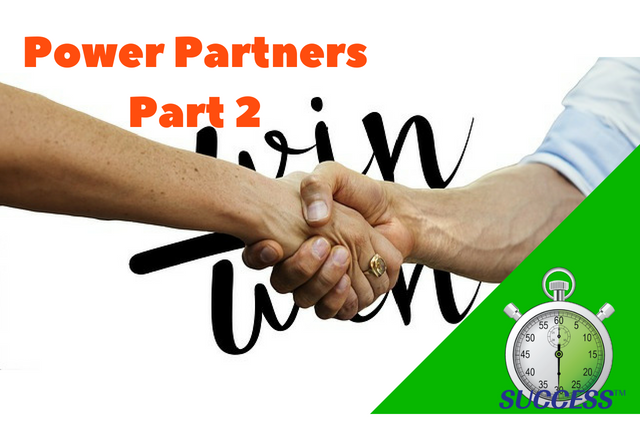 Power Partners Part 2