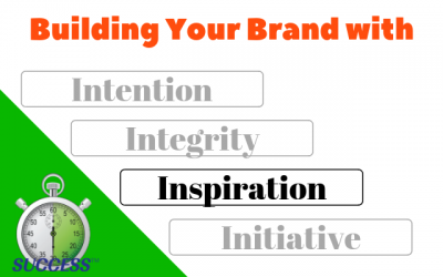 Building Your Brand Part 3 – Inspiration