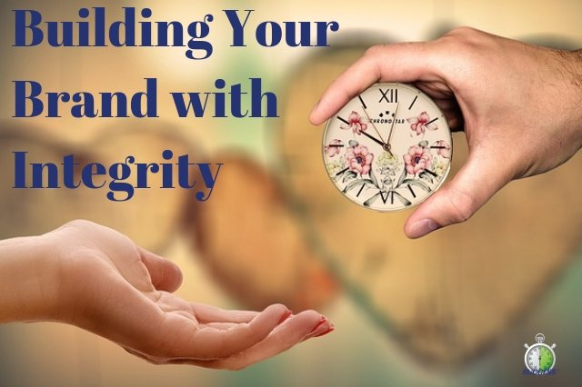 Building Your Brand with Integrity