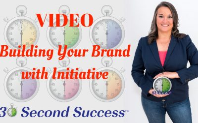 VIDEO Building Your Brand with Initiative
