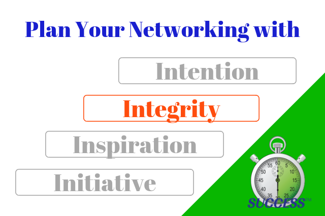 Plan Your Networking – Part 2 – Integrity