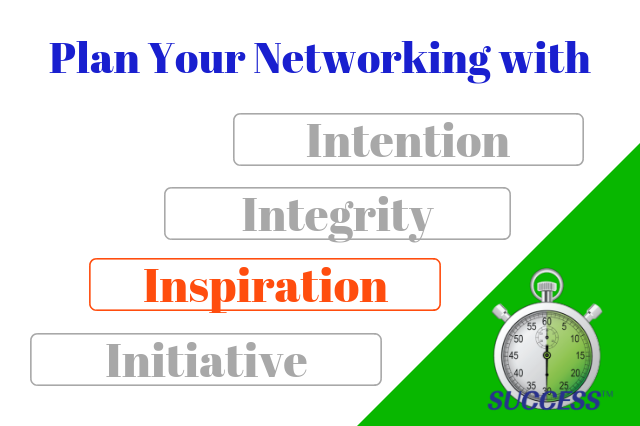 Plan Your Networking – Part 3 – Inspiration