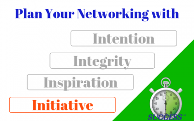 Plan Your Networking – Part 4 – Initiative