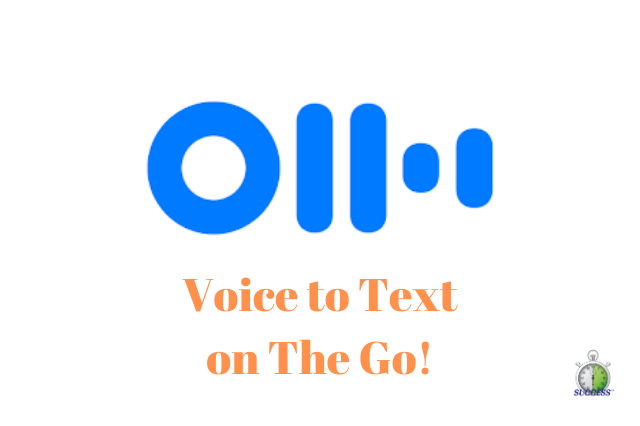 Voice to Text On The Go – Recommended Tool