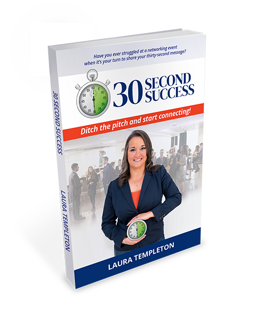 30 Second Success Book Cover